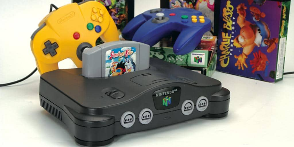 Mini N64 Classic Might Be In The Works