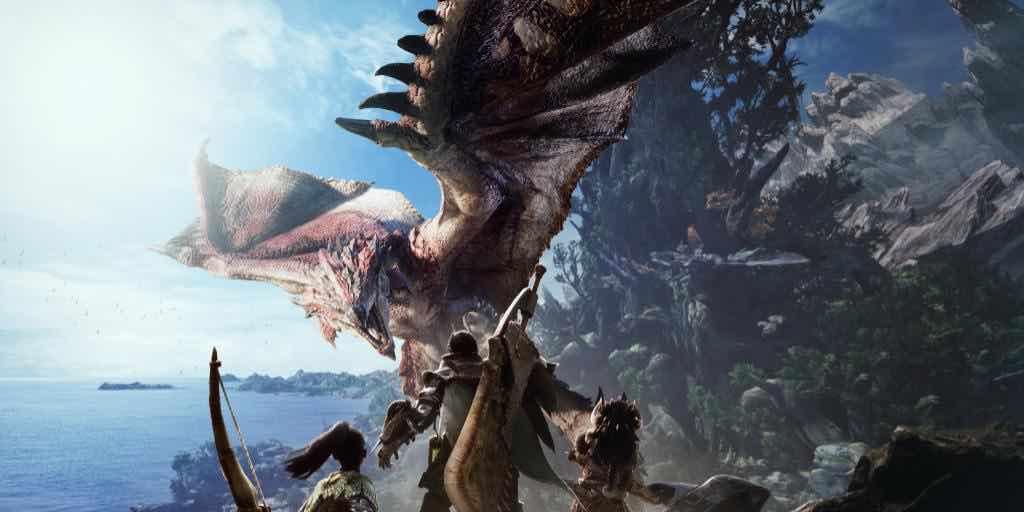 Monster Hunter: World Gameplay Trailer