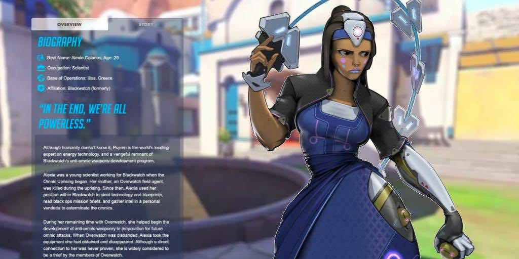 Overwatch New Hero 2020 Psyren: New Overwatch Hero Leaked | Nerd Much?