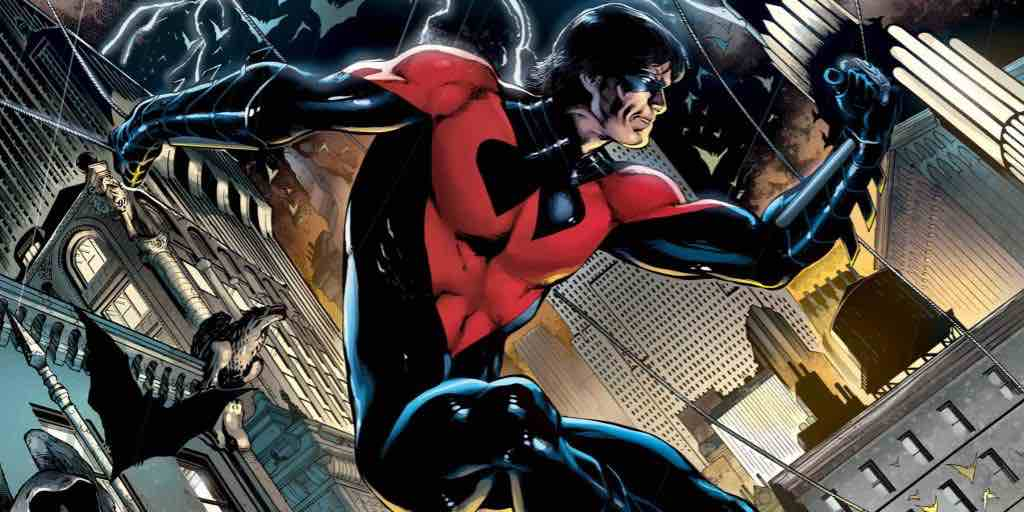 """Nightwing Actor Will Face """"Gruelling"""" Commitment"""