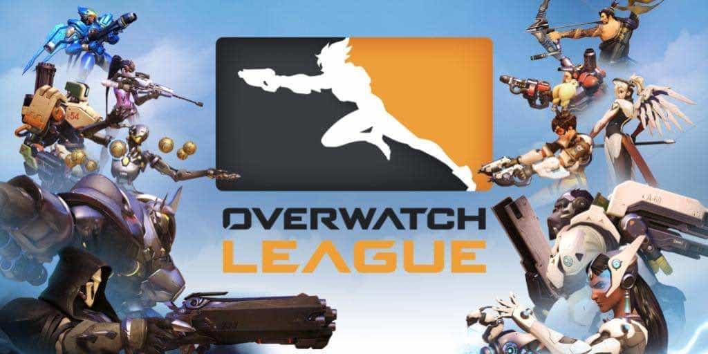 Overwatch League - Show Support To Your Local Team With In-Game Items