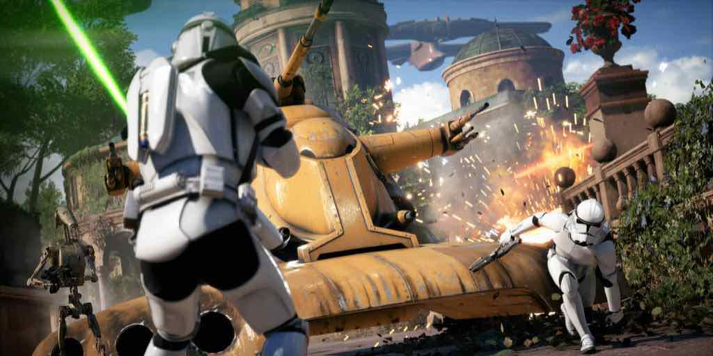 Star Wars Battlefront II Multiplayer Beta Opens October 4