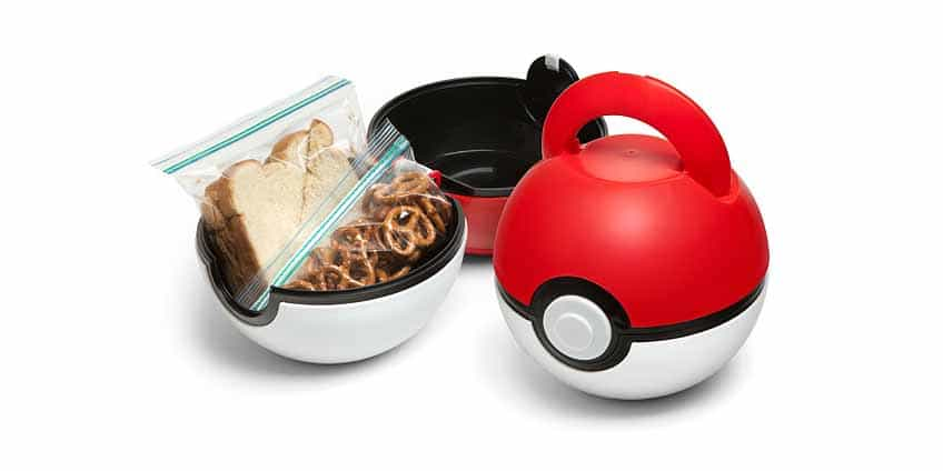 Poke Ball Lunch Case