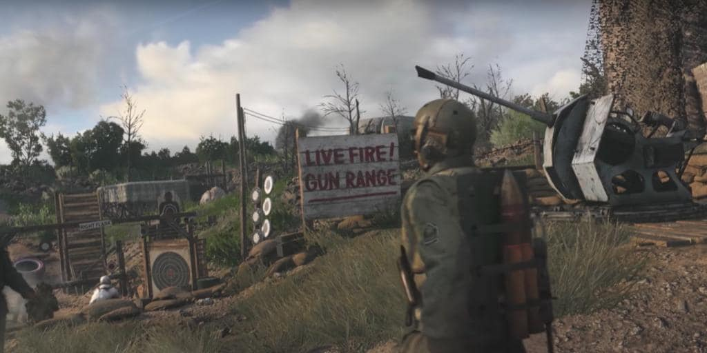 Call of Duty WWII Headquarters Trailer