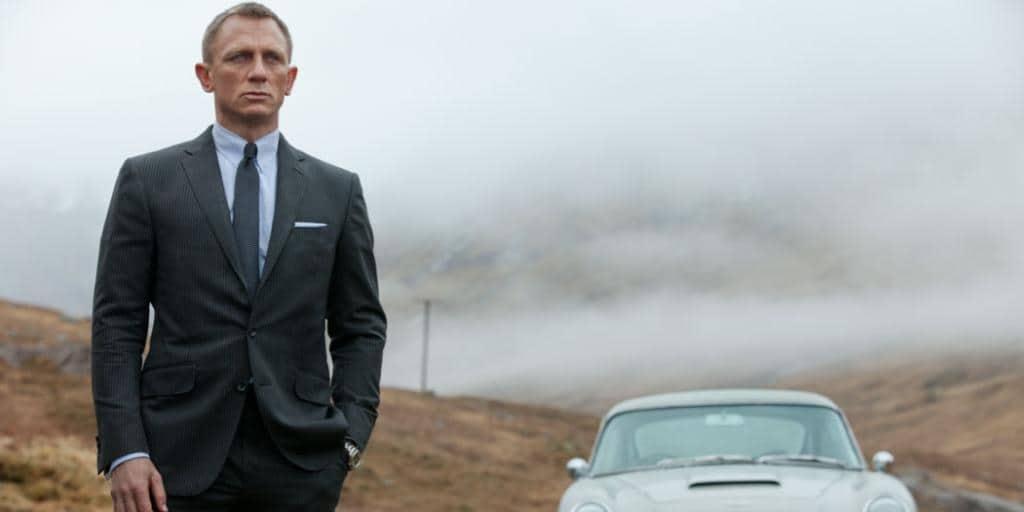 Daniel Craig Returning As James Bond