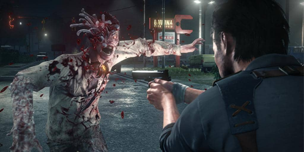 Evil Within 2 Crafting Details
