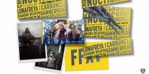 Final Fantasy XV Art Book Release Date December 2017