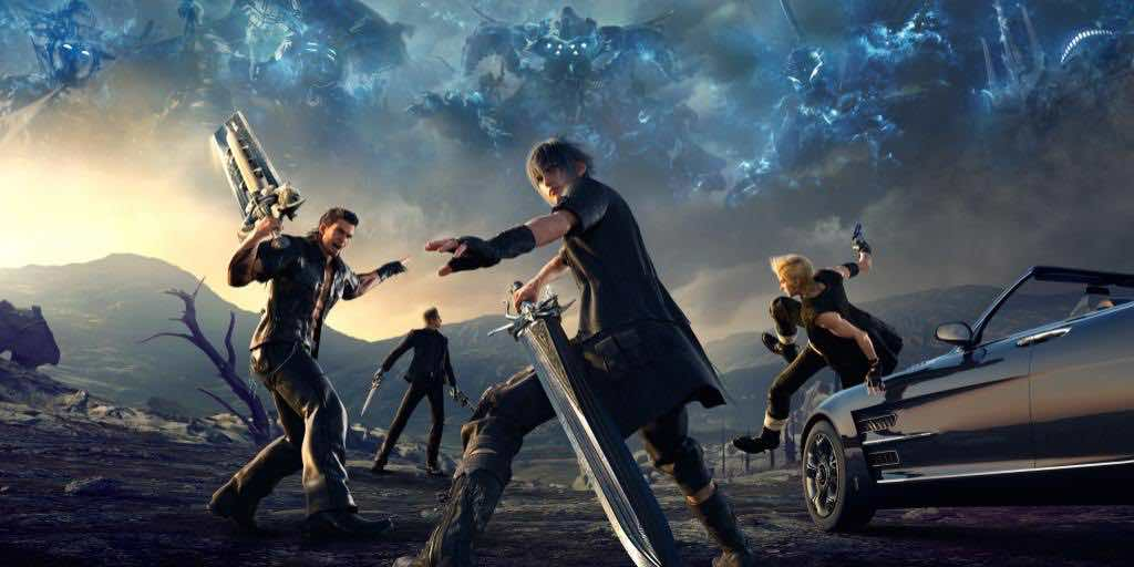 Final Fantasy XV Coming To PC Early 2018