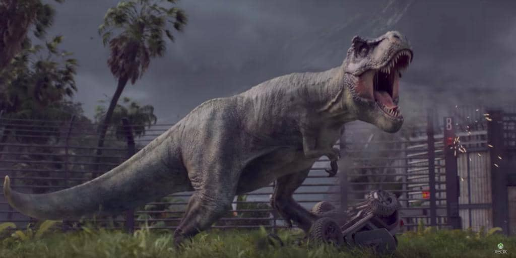 Jurassic World Evolution Game Trailer