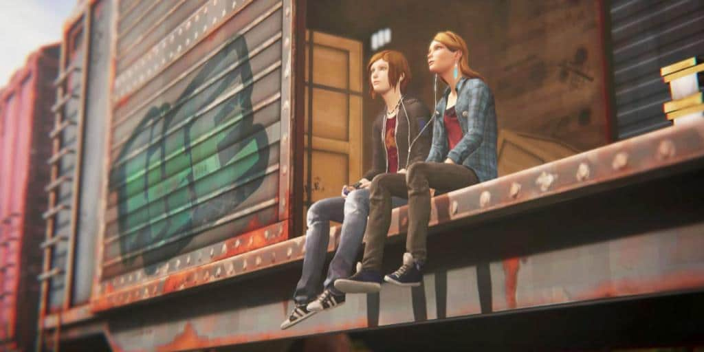 "Life Is Strange: Before The Storm - ""Your Friend, Me"" Support Campaign"