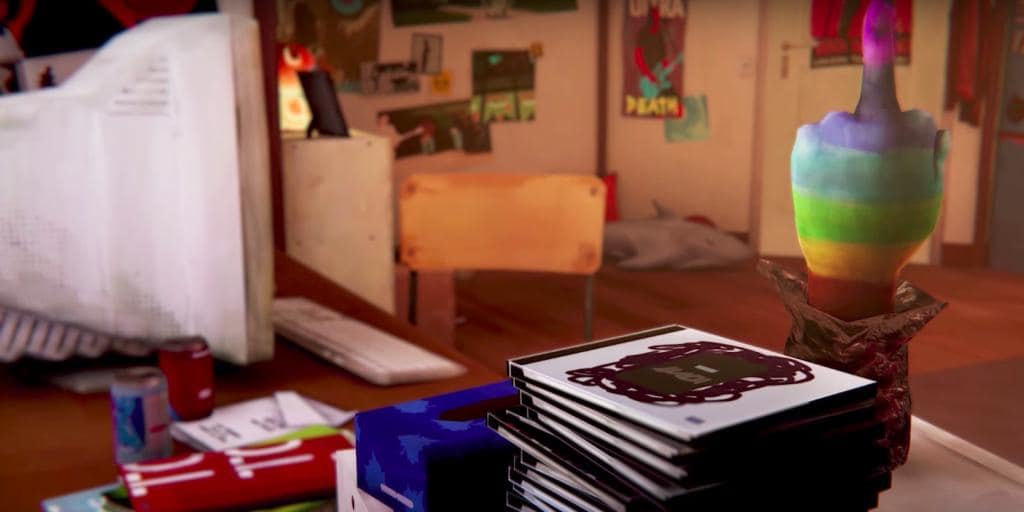 Life Is Strange Before The Storm Gameplay Trailer