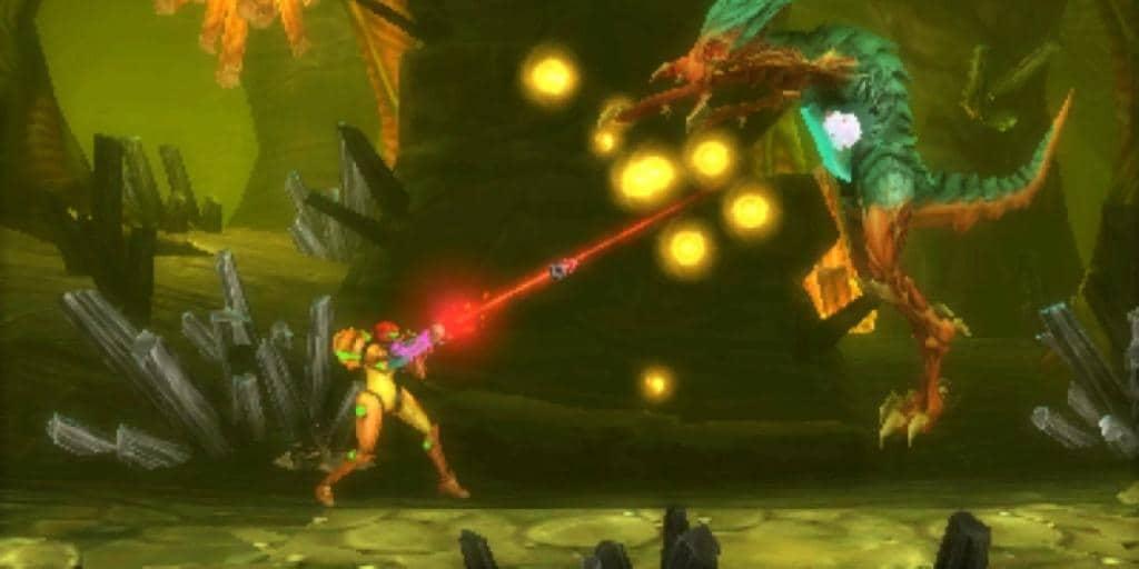 Metroid Samus Returns Gameplay Trailer