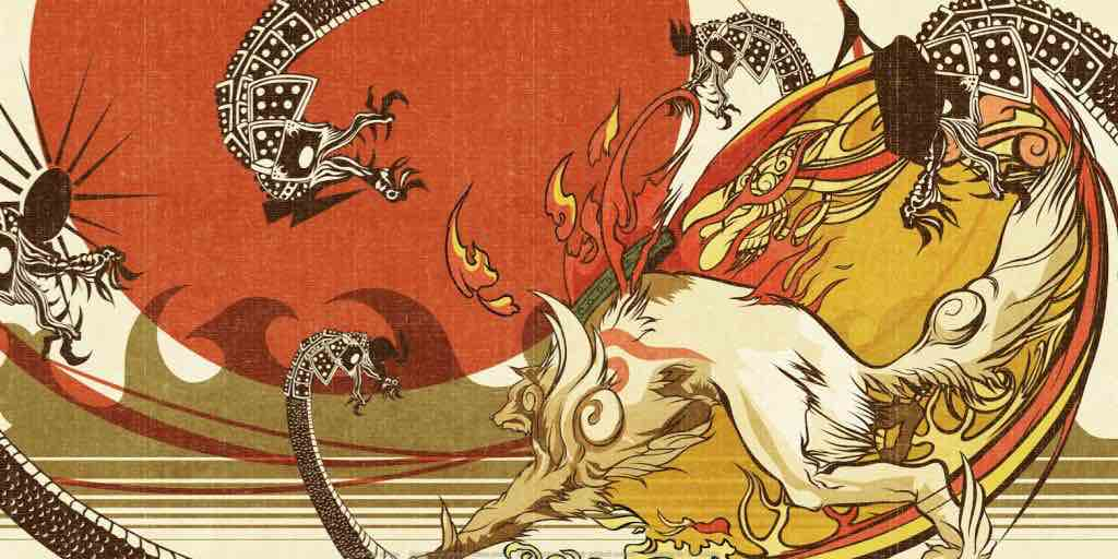 Okami HD Might Be Coming To PS4 And Xbox One