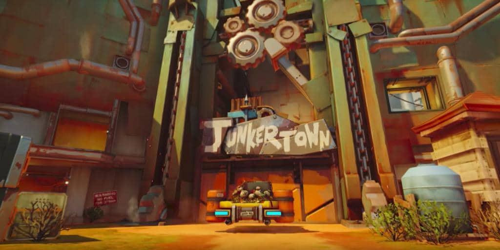Overwatch New Map Junkertown Trailer