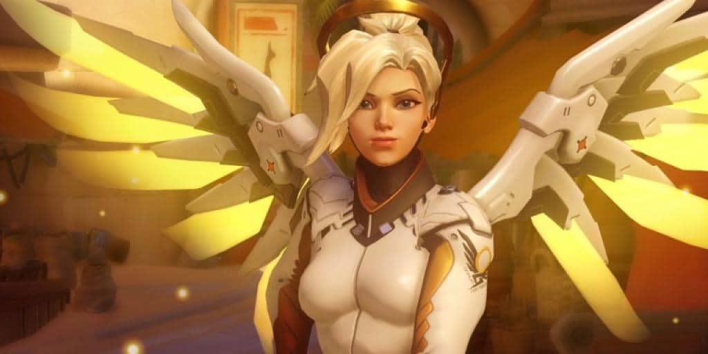 Overwatch Update Includes New Ultimate For Mercy