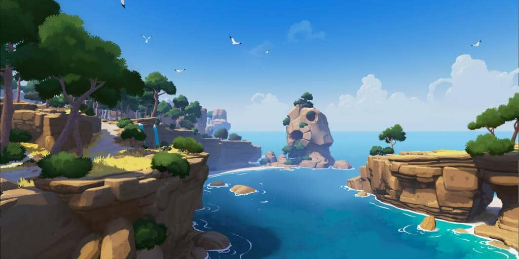 RiME Coming to Nintendo Switch November 2017