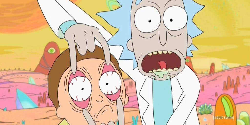 Rick And Morty Free Streams Over