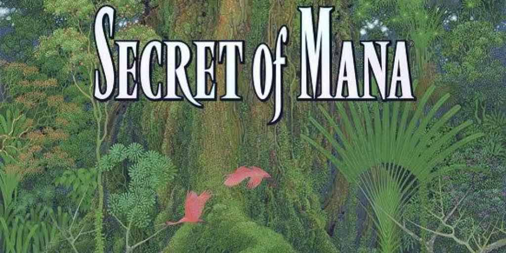 The Secret of Mana Remastered