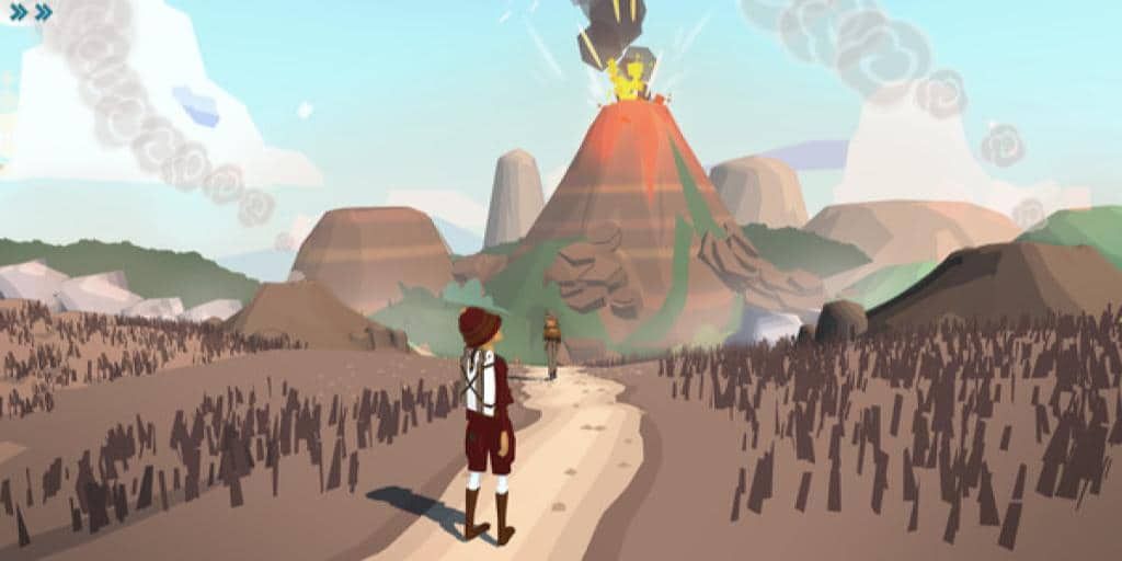 The Trail Released On Steam