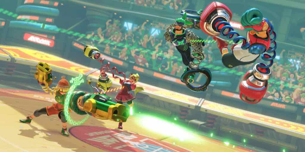ARMS Update Includes eSports-Friendly Game Mode