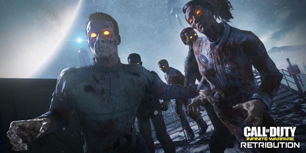 Call of Duty Infinite Warfare Retribution DLC Coming September 12