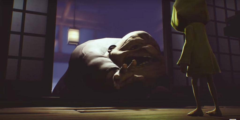 Little Nightmares Complete Edition Available October 27