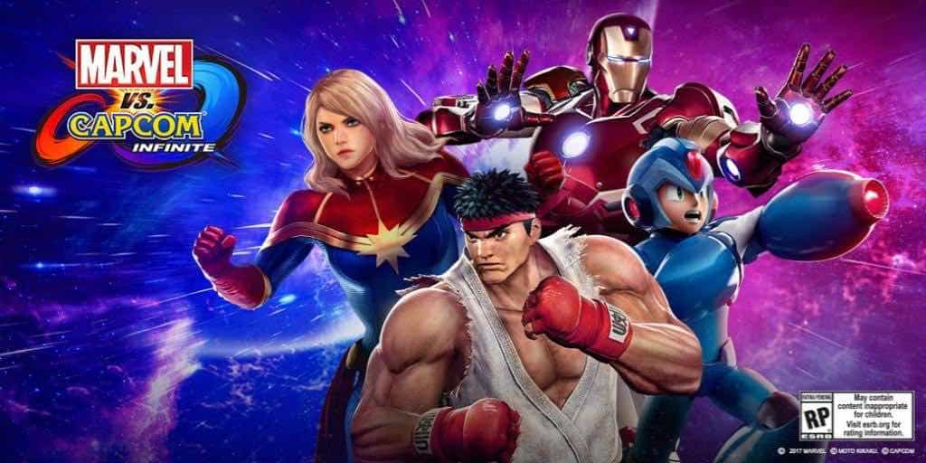Marvel vs. Capcom Infinite Adds Four Characters