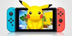Nintendo Switch Pokemon Games to Feature 'Higher Level of Expression'