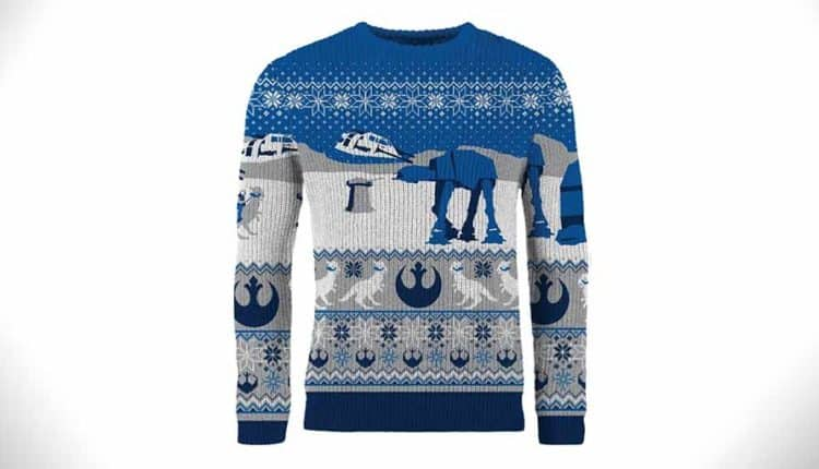 star wars christmas sweater