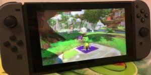 "Yooka-Laylee Switch Release ""Nearly There"""