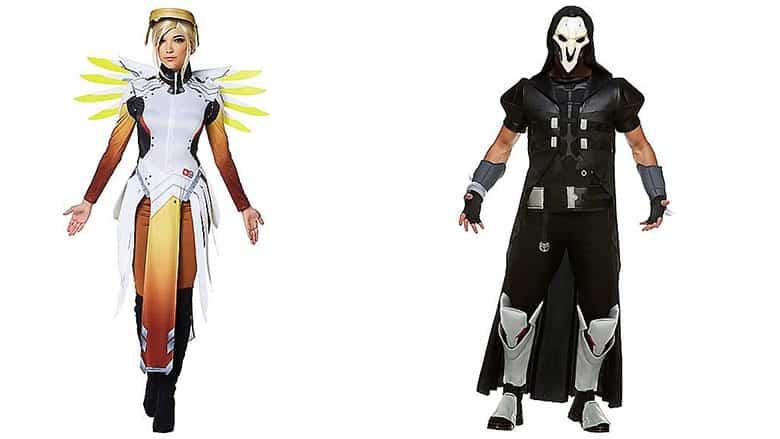 Overwatch Halloween Costumes