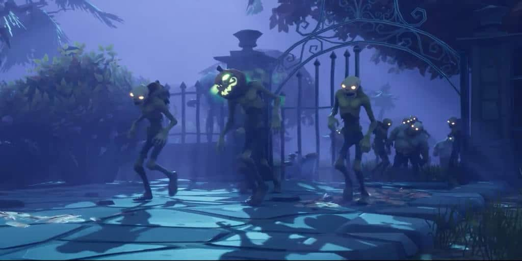 Halloween Fortnite.Fortnite Delivers Fortnitemares Halloween Event Later This