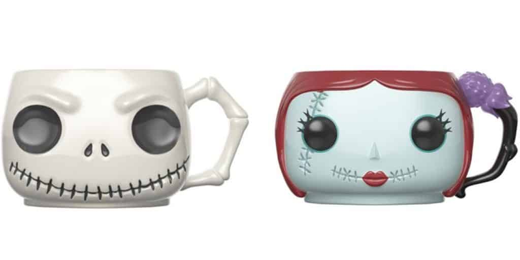 Nightmare Before Christmas Pop! Mugs