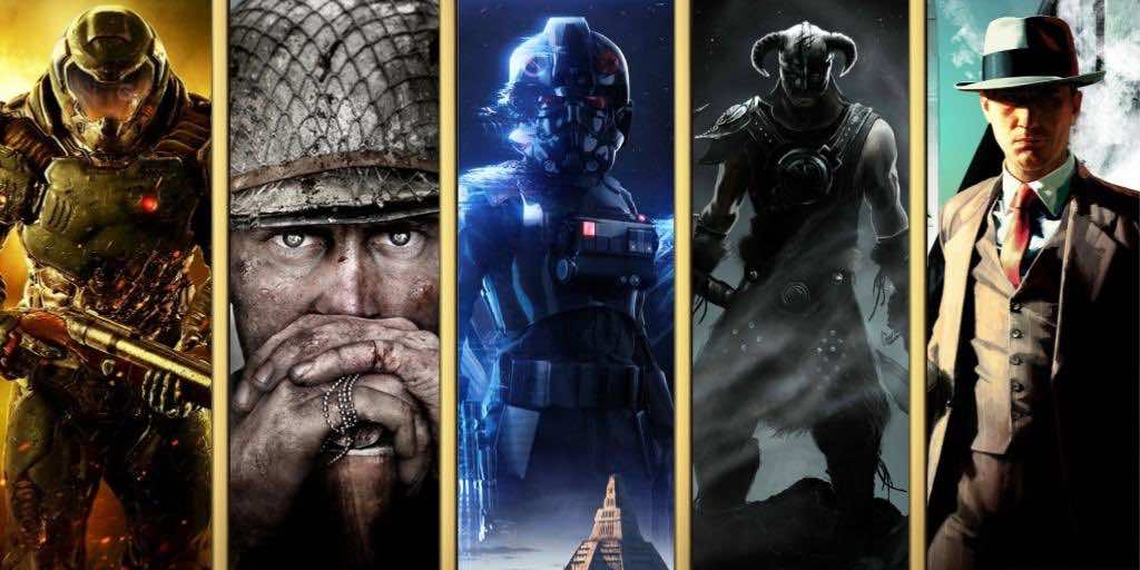 November 2017 Games Preview