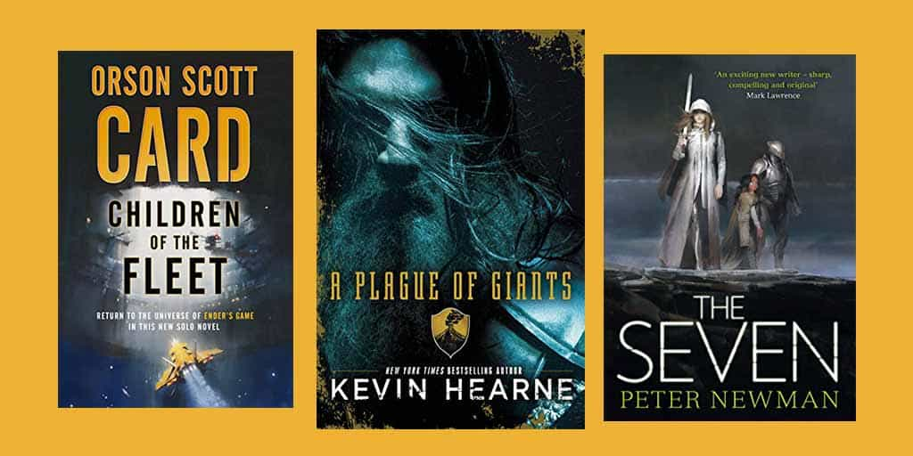 20 Best New Fantasy & Sci Fi Books: October 2017 | Nerd Much?