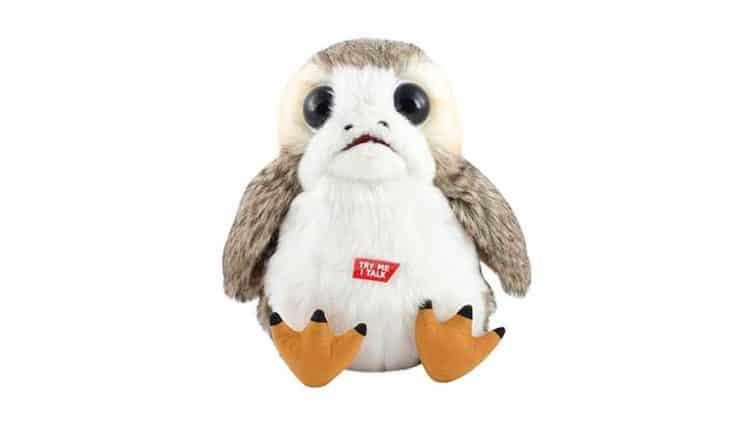 Porg Plush Toy – $17.99