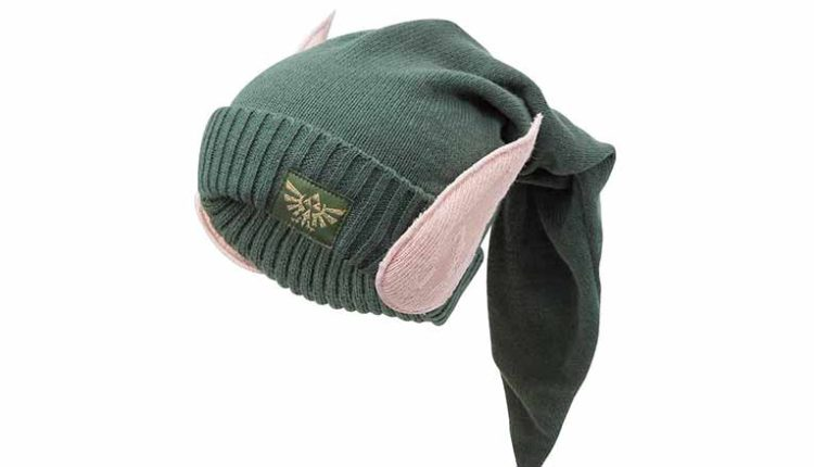 Zelda Link Beanie with Elven Ears – $23.99
