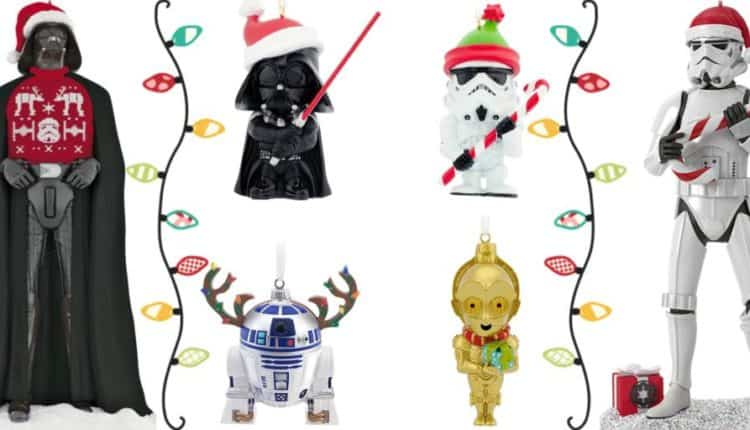 20 Best Star Wars Christmas Ornaments 2017