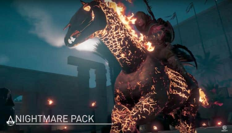 Assassin's Creed Origins Nightmare Pack Details