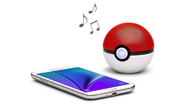 Pokèball Bluetooth Speaker