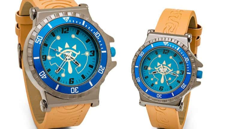 Breath of the Wild Sheikah Eye Watch