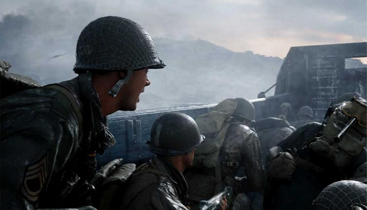 Call of Duty WWII Sets Record For Day One Sales