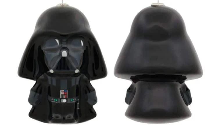 Chibi Darth Vader Ornament