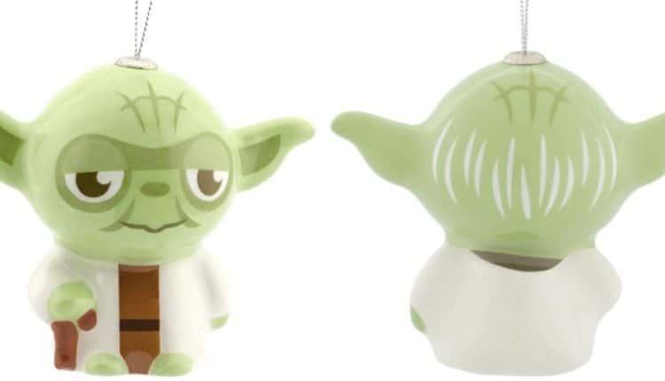 Chibi Yoda Ornament