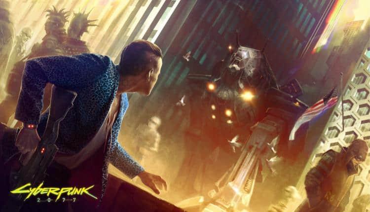 Cyberpunk 2077: Team-Based Multiplayer?
