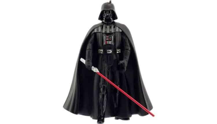 Darth Vader Plain Ornament