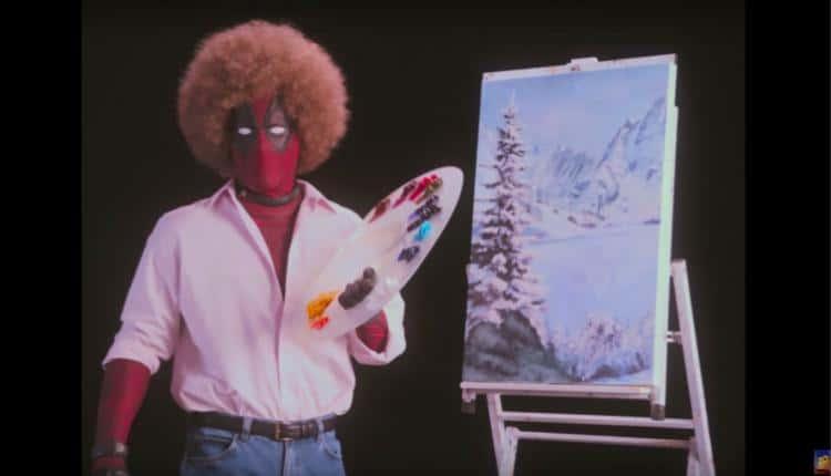 Deadpool 2 Wet on Wet Teaser Trailer