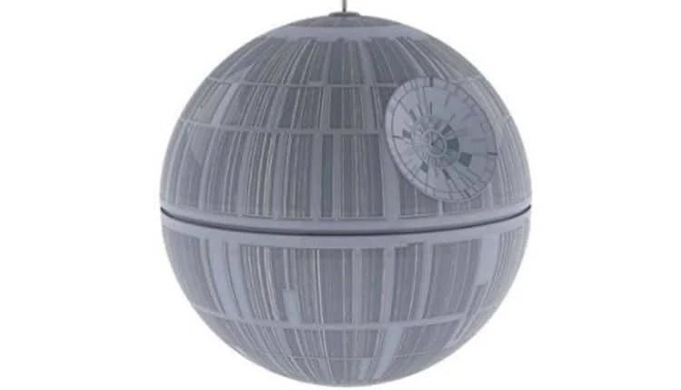 Death Star Keepsake Ornament