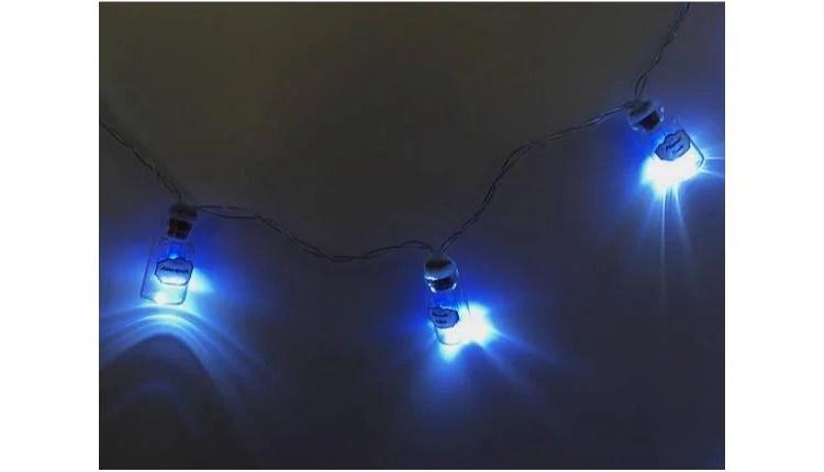 Potion Bottle Faerie Lights