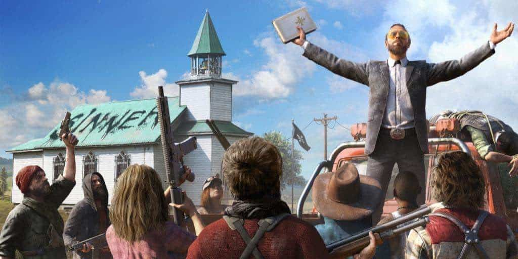 Far Cry 5 Might Be Too Political
